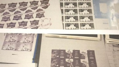 """""""أمن القاهرة"""" يلقي القبض على صاحب مطبعة لتقليده العلامات التجارية بالسلام"""
