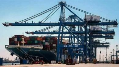 ميناء سفاجا يستقبل 28 ألف طن فحم