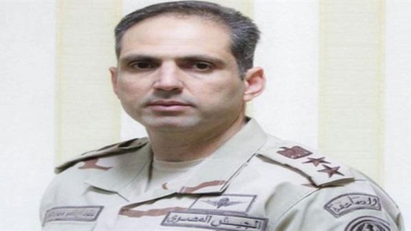 المتحدث العسكري: القضاء على 8 إرهابيين في شمال سيناء وتدمير سيارتين مفخختين
