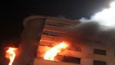 إصابة شخصان إثر انفجار إسطوانة غاز داخل شقة في دار السلام