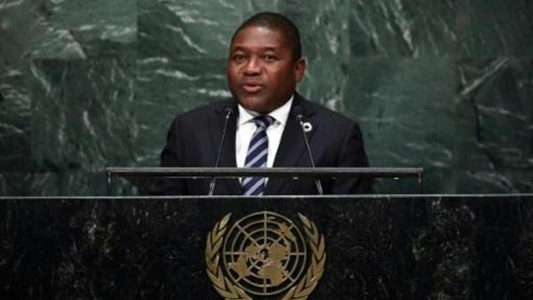 """حزب """"فريليمو"""" في موزمبيق يوافق على ترشيح نيوسي لخوض انتخابات الرئاسة المقبلة"""