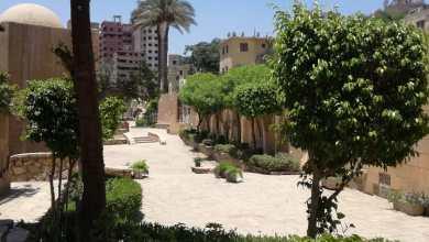 منطقة شجرة مريم الأثرية