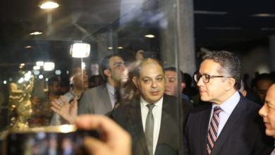 وزير الآثار يفتتح متحف آثار طنطا
