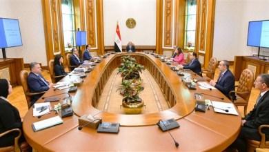 الرئيس السيسي يكلف بتوفير قرض مساند لقطاع الطيران المدني