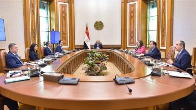 الرئيس السيسي يوجه بحزمة تكليفات لتخفيف أثار أزمة كورونا اقتصاديا