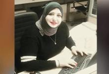 """""""بوابة القاهرة"""" تنعي الزميلة غادة الشريف"""