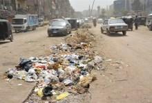نقل رئيس حي المطرية لديوان المحافظة لتدني مستوى النظافة