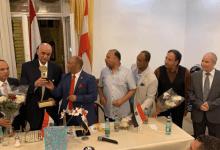 Photo of النادي المصري بفيينا ينظم حفل وداع للدكتور عمرو الأتربي