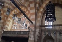 Photo of جولة أثرية داخل مسجد ومدرسة الأمير خاير بك (صور)