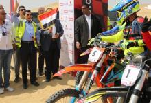 Photo of وزير الرياضة يطلق إشارة بدء رالي مصر للدراجات النارية