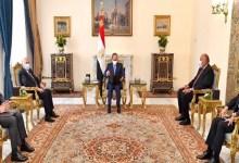 Photo of الرئيس السيسي يستقبل وزير خارجية العراق