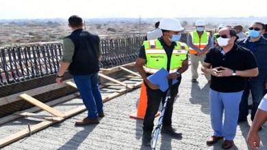 Photo of الرئيس السيسي يتفقد مشروعات تطوير شبكة الطرق بالقاهرة (فيديو)