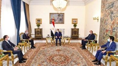 Photo of الرئيس السيسي يستقبل وزير الخارجية وشئون المغتربين الأردني