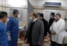 Photo of نائب محافظ الجيزة يتفقد مستشفى الحوامدية العام لمتابعة انتظام سير العمل