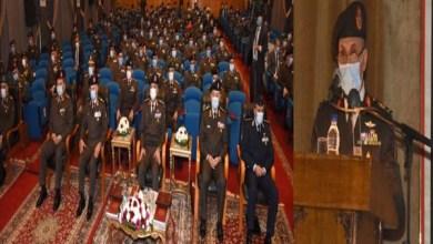 Photo of وزير الدفاع يشهد مناقشة البحث الرئيسي لهيئة عمليات القوات المسلحة