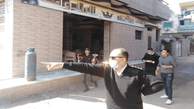 Photo of ضبط 894 شيشه و 4125 مخالفة في حملة مكبرة لشرطة المرافق بالسنبلاوين