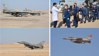 """Photo of انطلاق التدريب البحري الجوي المصري اليوناني القبرصي """"ميدوزا -10"""" (فيديو)"""