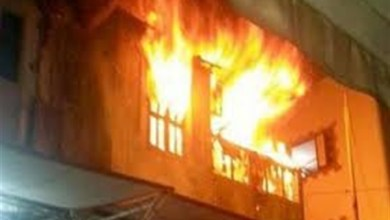 السيطرة على حريق شقة سكنية في النهضة