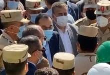 رئيس الوزراء يستمع إلى شرح حول مشروع توصيل الغاز الطبيعي لقرى مركز أشمون