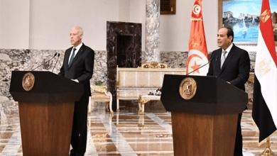 تفاصيل مباحثات الرئيس السيسي ونظيره التونسي