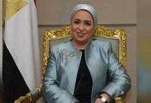قرينة الرئيس السيسي توجه رسالة بمناسبة نقل المومياوات الملكية