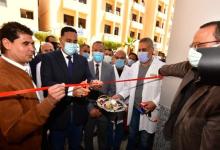 محافظ الدقهلية ووكيل وزارة الصحة يفتتحان وحدة الأشعة المقطعية بمستشفى أجا