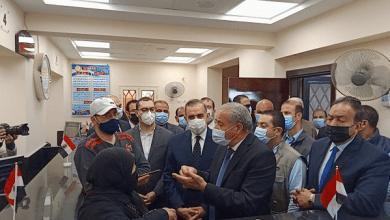 وزير التموين ومحافظ كفر الشيخ يتفقدان المركز التمويني وجهاز حماية المستهلك