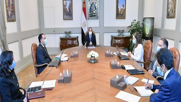 توجيهات رئاسية جديدة للحكومة.. تفاصيل اجتماع الرئيس السيسي (فيديو)