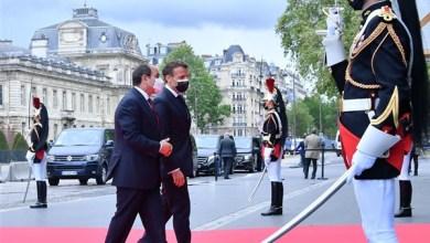 نشاط حافل للرئيس السيسي خلال اليوم الثاني في باريس.. فيديو