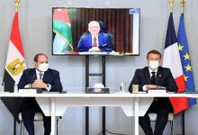 نشاط رئاسي حافل خلال اليوم الثالث في باريس.. فيديو
