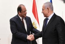 تفاصيل لقاء رئيس المخابرات المصرية ورئيس وزراء إسرائيل