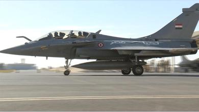 مصر وفرنسا يوقعان عقد توريد 30 طائرة طراز رافال
