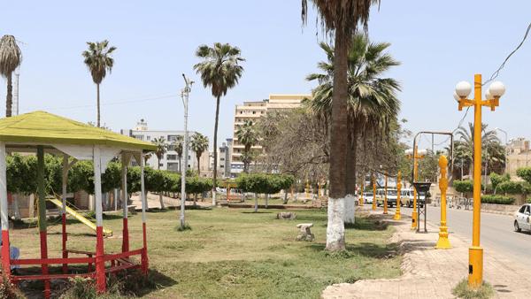 استمرار حملات متابعة غلق الحدائق والمتنزهات في ثاني أيام العيد بكفر الشيخ