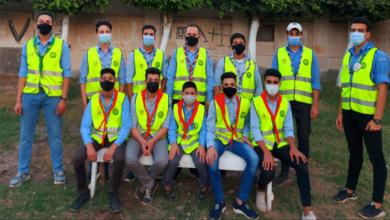 فرسان جمعية رواد كشافة بيلا يختتمون مشروع إفطار صائم