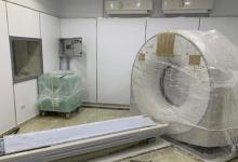 مستشفى كفر الشيخ العام ودسوق يتسلمان جهازي أشعة مقطعية