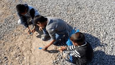 تحذيرات بشأن إصابة الأطفال بالفطر الأسود