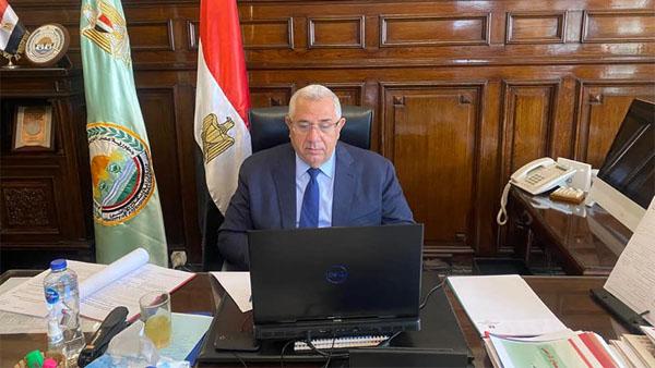 القصير: مصر بدأت في استخدام الحلول الرقمية مثل كارت الفلاح والمنصة الزراعية