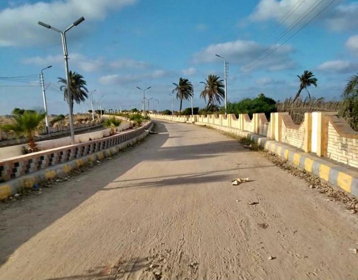 تخصيص أماكن لذوي الهمم وتشغيل بوابة شاطئ الأمل بمصيف بلطيم