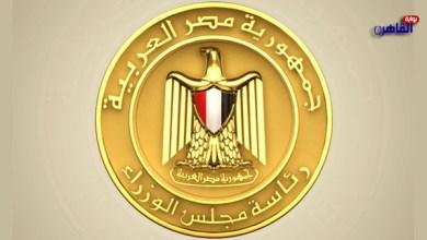 الحصاد الأسبوعي لمجلس الوزراء خلال الفترة من 19 حتى 25 يونيو.. إنفوجراف