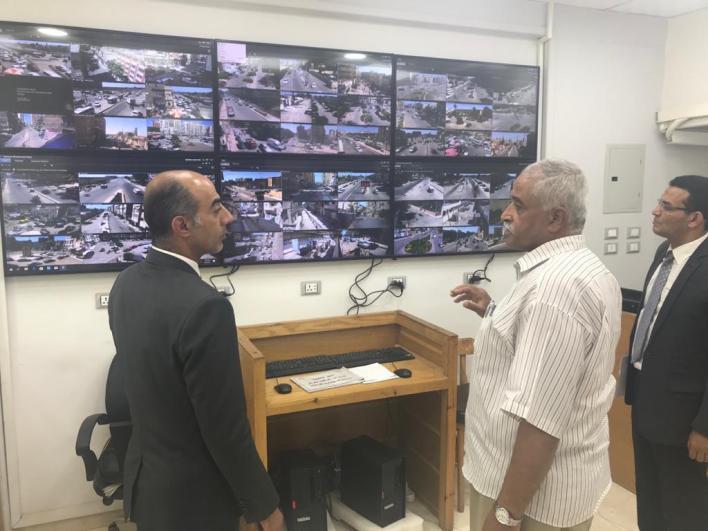 متدربي البرنامج الرئاسي يواصلون معايشتهم الميدانية بكفر الشيخ