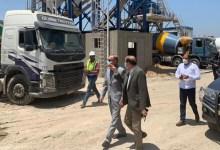 محافظ كفر الشيخ يتفقد أعمال التطوير بغرب العاصمة