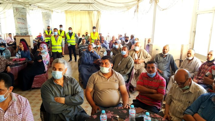 مستقبل وطن بكفر الشيخ ينظم ندوة لتشجيع الشباب على إقامة المشروعات الصغيرة