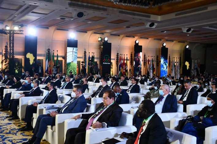 وزيرة التخطيط تشارك بالمنتدى الأول لرؤساء هيئات الاستثمار الأفريقية