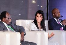 وزيرة التعاون الدولي خلال منتدى هيئات ترويج الاستثمار الأفريقية