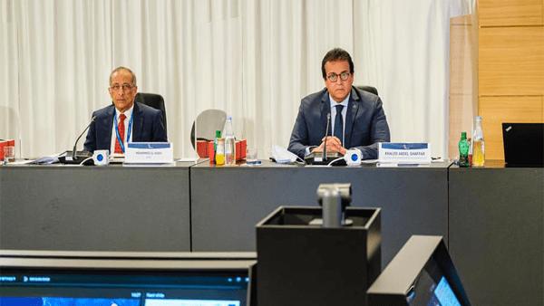 وزير التعليم العالي يشارك في منتدى الفضاء الأوروبي الإفريقي بالبرتغال