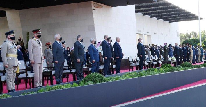وزير الدفاع يحضر مراسم احتفال ذكرى تأسيس الأردن المئوية
