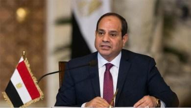 محافظ القاهرة يهنئ الرئيس السيسي بمناسبة ذكرى ثورة 23 يوليو