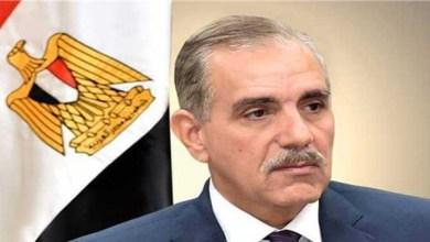 محافظ كفر الشيخ يهنئ الرئيس السيسي بذكرى ثورة 23 يوليو
