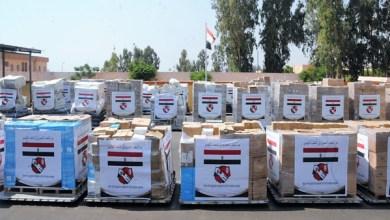 مصر ترسل 3 طائرات عسكرية محملة بمساعدات طبية إلى تونس