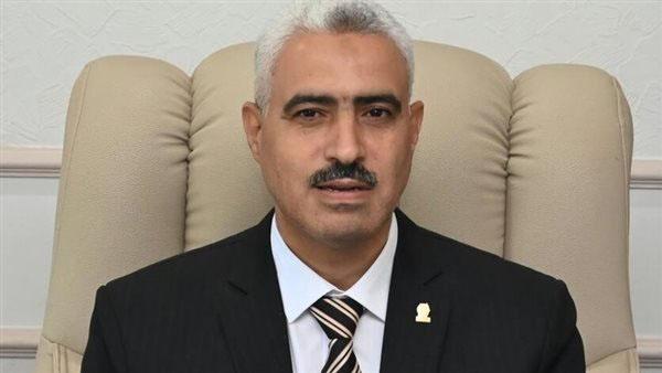 تكليف الدكتور محمد سعيد أبو الغار بتسيير أعمال جامعة الفيوم